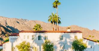 Alcazar Palm Springs - פאלם ספירנגס - בניין