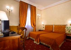 傳統大酒店 - 羅馬 - 羅馬 - 臥室