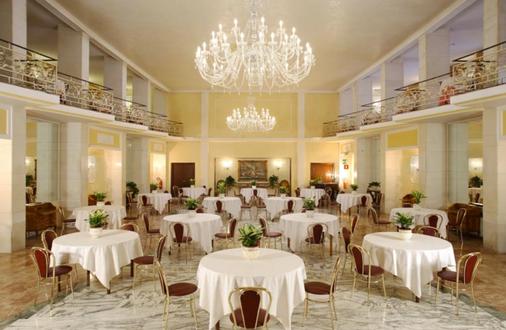 傳統大酒店 - 羅馬 - 羅馬 - 宴會廳