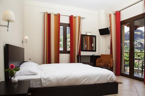 邁特奧雷迪斯酒店 - 卡蘭帕卡 - 卡蘭巴卡 - 臥室