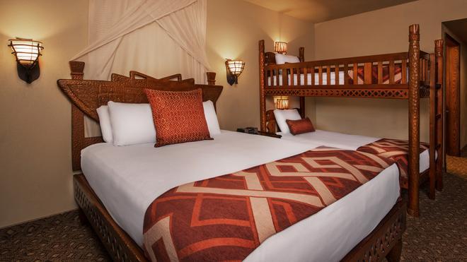 Disney's Animal Kingdom Lodge - Lake Buena Vista - Makuuhuone