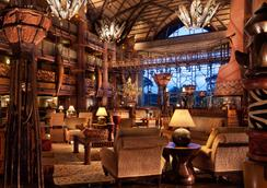 Disney's Animal Kingdom Lodge - Lake Buena Vista - Σαλόνι ξενοδοχείου