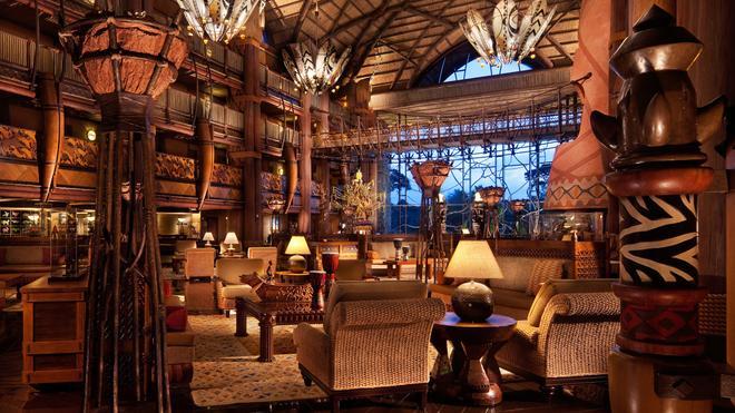 Disney's Animal Kingdom Lodge - Lake Buena Vista - Aula