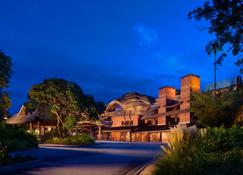 Disney's Animal Kingdom Lodge - Lake Buena Vista - Edificio