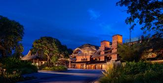 Disney's Animal Kingdom Lodge - Lake Buena Vista - Rakennus