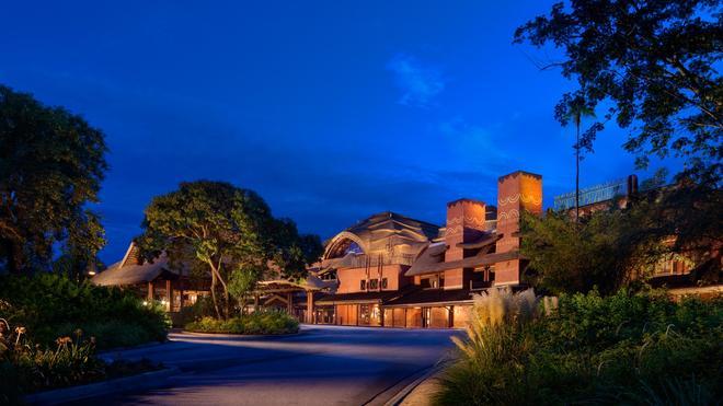 Disney's Animal Kingdom Lodge - Lake Buena Vista - Rakennus