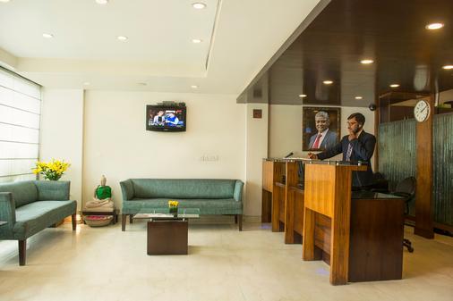 Rockland Hotel Panchsheel Enclave - New Delhi - Lobby