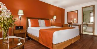 Hotel Egina Bogota - Богота - Спальня