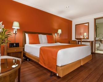 Hotel Egina Bogota - Bogotá - Makuuhuone