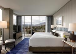 Kimpton Rowan Palm Springs Hotel - Palm Springs - Schlafzimmer