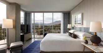 Kimpton Rowan Palm Springs Hotel - פאלם ספירנגס - חדר שינה