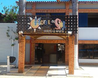Hotel Del Sol - Sao Mateus - Building