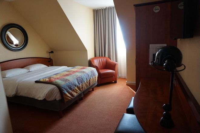 凱恩中心皇家酒店 - 康城 - 凱恩 - 臥室