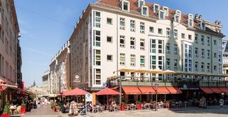 Aparthotel Münzgasse - דרזדן - בניין