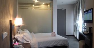 Hotel Trillium - קואלה לומפור - חדר שינה