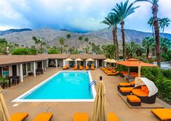 Little Paradise Hotel - Palm Springs - Uima-allas