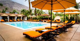 Little Paradise Hotel - Palm Springs - Πισίνα