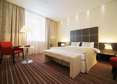 Green Park Hotel - Yekaterinburg - Bedroom