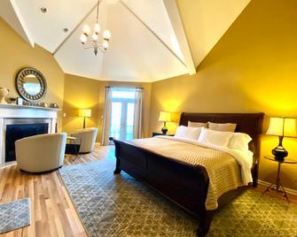 Inn on Main Hotel - Manasquan - Спальня