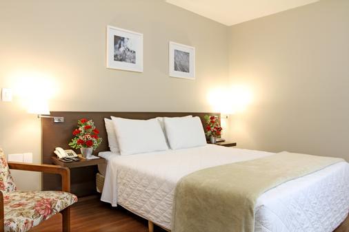 聖保羅布拉斯頓酒店 - 聖保羅 - 臥室
