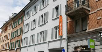 easyHotel Zürich City Centre - Цюрих - Здание