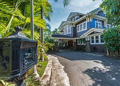 Manoa Valley Inn - Honolulu - Building