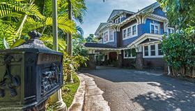 Manoa Valley Inn - Honolulu - Bygning