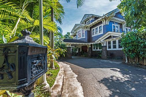 Manoa Valley Inn - Honolulu - Toà nhà