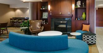Fairfield by Marriott Inn & Suites Kansas City Airport - קנזס סיטי - טרקלין
