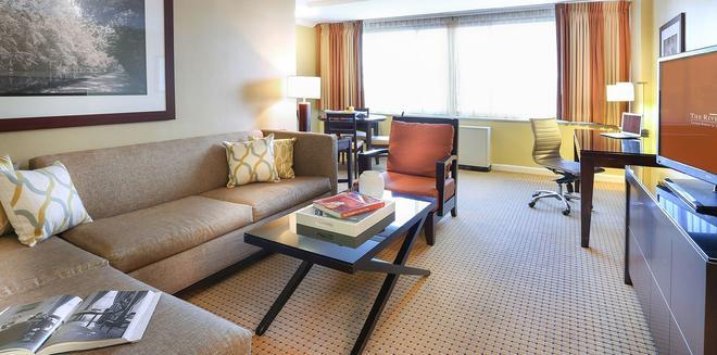 里弗酒店 - 華盛頓 - 華盛頓 - 客廳