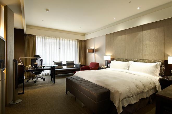 The Tango Hotel Taipei Nanshi - Taipei - Bedroom