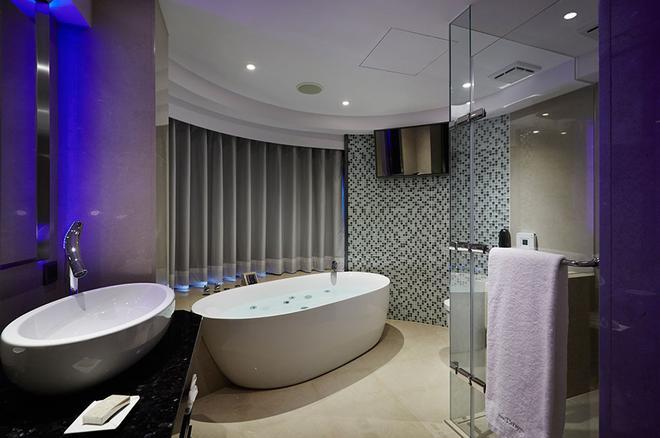 The Tango Hotel Taipei Nanshi - Taipei - Bathroom