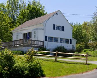 Browns Wharf Inn - Boothbay Harbor - Building