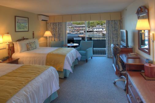 Browns Wharf Inn - Boothbay Harbor - Bedroom