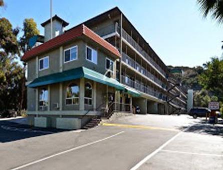 海洋世界動物園區優質酒店 - 聖地牙哥 - 聖地亞哥 - 建築