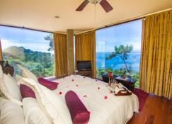 Issimo Suites Boutique Hotel & Spa - Adults Only - Manuel Antonio - Slaapkamer