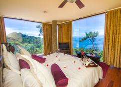 Issimo Suites Boutique Hotel & Spa - Adults Only - Manuel Antonio - Makuuhuone