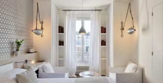 Hôtel de Banville - פריז - חדר שינה