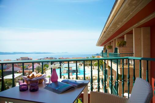 Augusta Spa Resort - Sanxenxo - Balcony