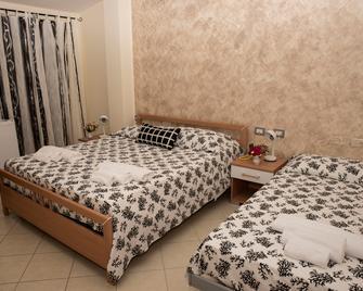 Hotel Cilentiamoci - Palinuro - Makuuhuone
