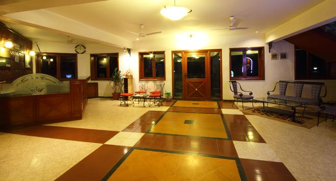 Konkan Crown Resort & Club - Sawantwadi - Lobby