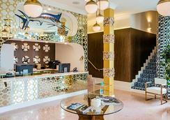 Oceanside Hotel and Suites, a South Beach Group Hotel - Miami Beach - Lobby