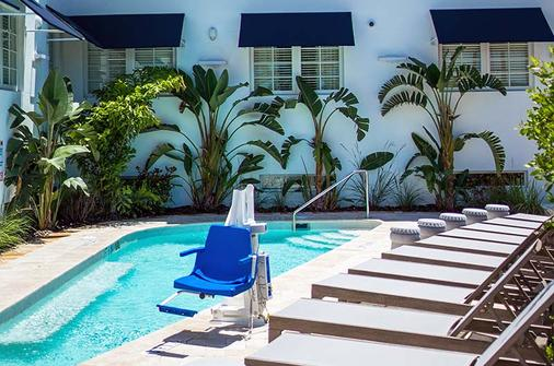 Oceanside Hotel - Miami Beach - Piscina