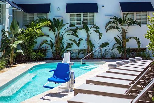 Oceanside Hotel and Suites, a South Beach Group Hotel - Miami Beach - Piscina