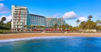 阿馬里加樂酒店 - 加爾 - 高爾 - 建築