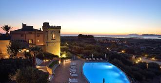 Baglio Oneto Dei Principi DI San Lorenzo - Luxury Wine Resort - Marsala - Piscina