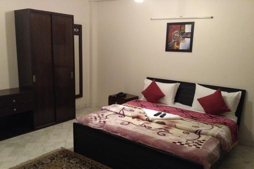 Namaste Bnb & Service Apartments - New Delhi - Bedroom