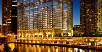 Trump International Hotel & Tower Chicago - Chicago - Bygning