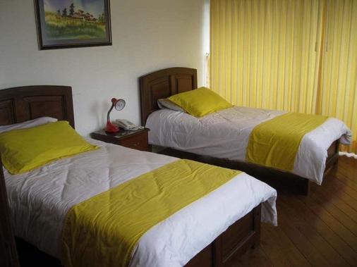 斯堪地那維亞一角酒店 - 基多 - 基多 - 臥室
