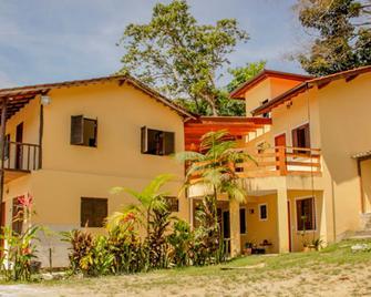 Pousada Mixirica - Trindade - Gebäude